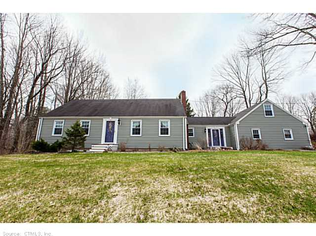 51 Upton Dr, Coventry, CT 06238