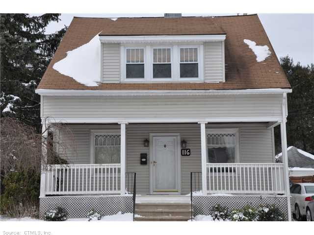 Rental Homes for Rent, ListingId:27759108, location: 116 CARLTON ST New Britain 06053