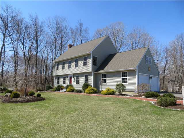 94 Skyview Dr, Coventry, CT 06238