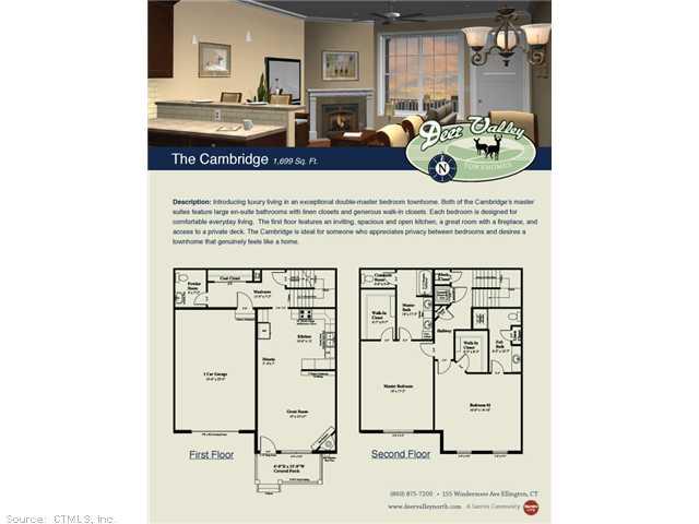 Rental Homes for Rent, ListingId:27769407, location: 160 Windermere Ave Ellington 06029