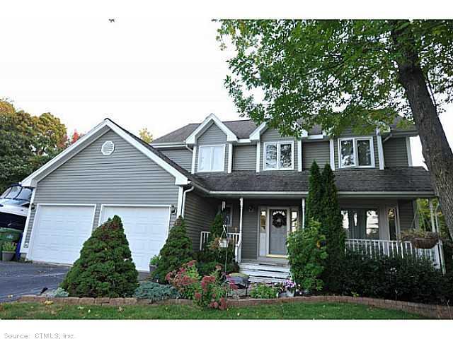Real Estate for Sale, ListingId: 27840301, Meriden,CT06450