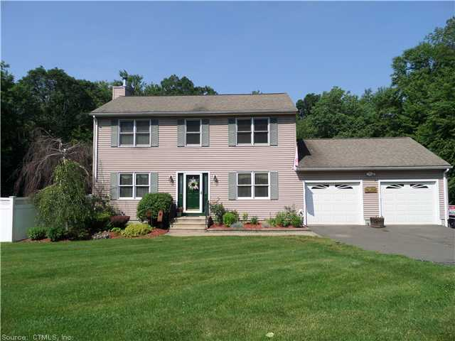 Real Estate for Sale, ListingId: 27970856, Ellington, CT  06029
