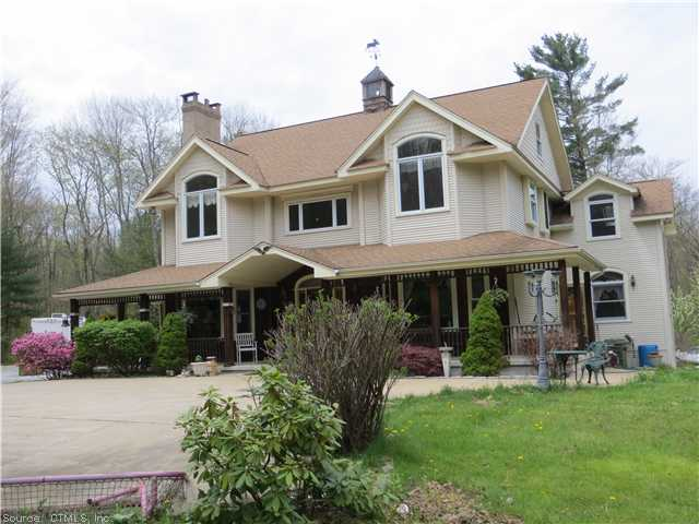 Real Estate for Sale, ListingId: 28132836, Stafford,CT06075