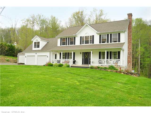 Real Estate for Sale, ListingId: 28157359, Stafford, CT  06075