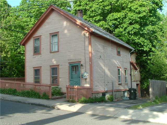 Rental Homes for Rent, ListingId:28269170, location: 129 WALNUT ST Willimantic 06226