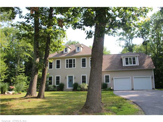 Real Estate for Sale, ListingId: 28289406, Lebanon,CT06249