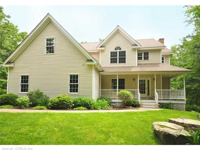 Real Estate for Sale, ListingId: 28383224, Stafford,CT06075