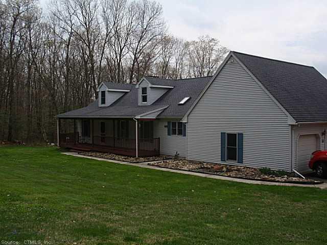 Real Estate for Sale, ListingId: 28450057, Stafford,CT06075