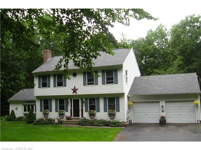 Real Estate for Sale, ListingId: 28563364, Columbia, CT  06237