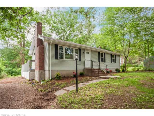 Real Estate for Sale, ListingId: 28612106, Amston,CT06231