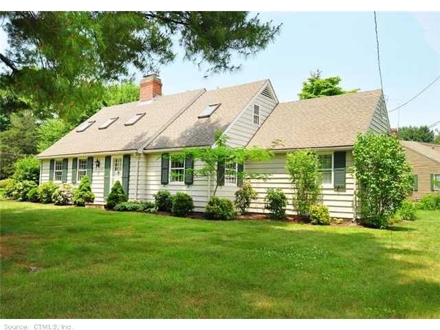 Real Estate for Sale, ListingId: 28612114, W Hartford, CT  06107