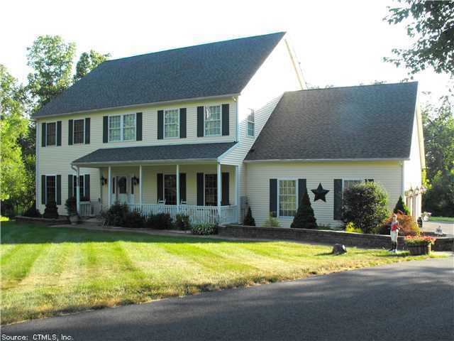 Real Estate for Sale, ListingId: 28627242, Somers, CT  06071