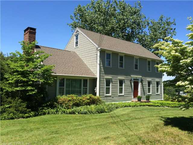 Real Estate for Sale, ListingId: 28627210, Glastonbury, CT  06033