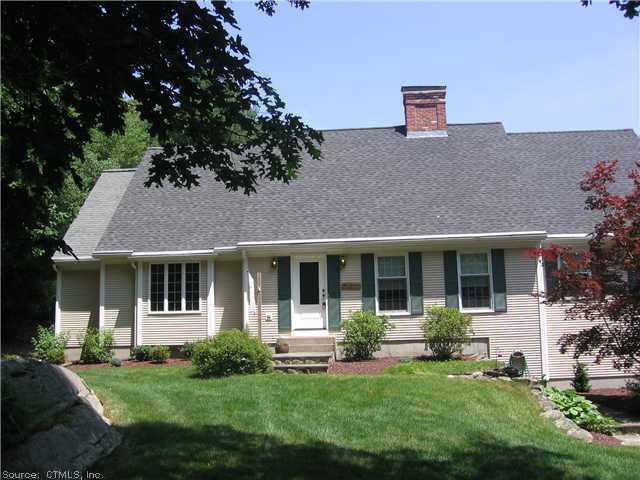 Real Estate for Sale, ListingId: 28646347, Stafford,CT06075