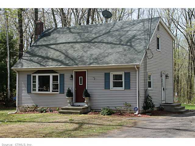 Rental Homes for Rent, ListingId:28668007, location: 88 VIRGINIA LN Tolland 06084