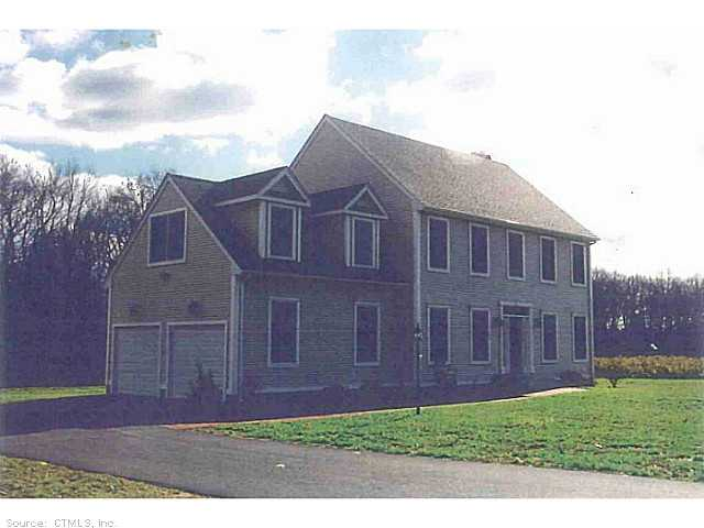 Real Estate for Sale, ListingId: 28768776, Willington, CT  06279