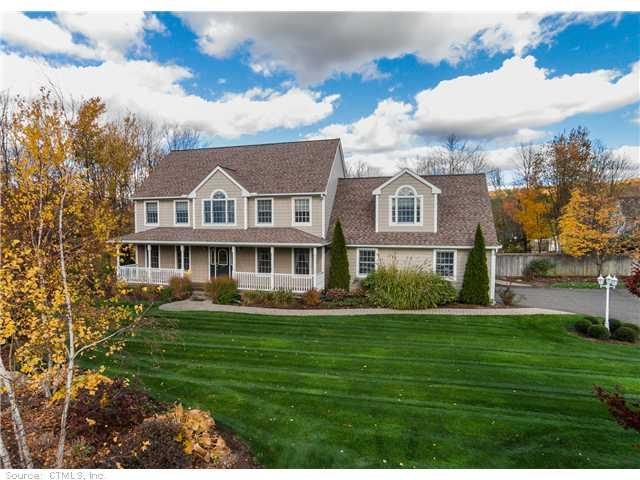 Real Estate for Sale, ListingId: 28828958, Somers,CT06071