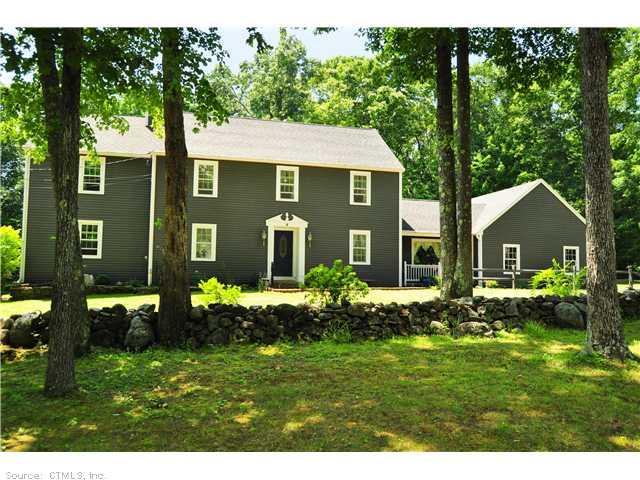 Real Estate for Sale, ListingId: 28929016, Stafford,CT06075
