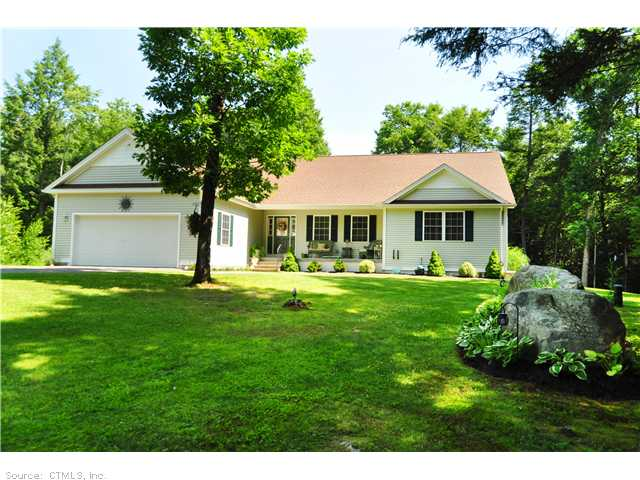 Real Estate for Sale, ListingId: 28944599, Stafford, CT  06075