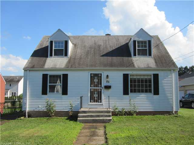 Rental Homes for Rent, ListingId:28964858, location: 85 HATCH ST New Britain 06053