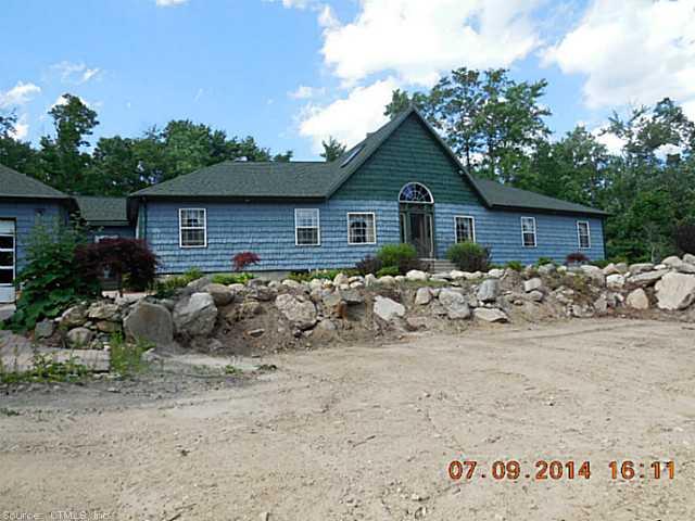 Real Estate for Sale, ListingId: 28977981, Stafford,CT06075