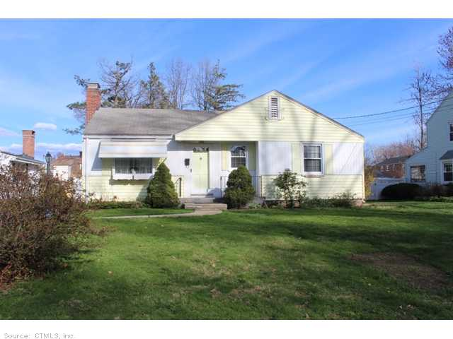 Rental Homes for Rent, ListingId:29071810, location: 138 GROVE ST Elmwood 06110