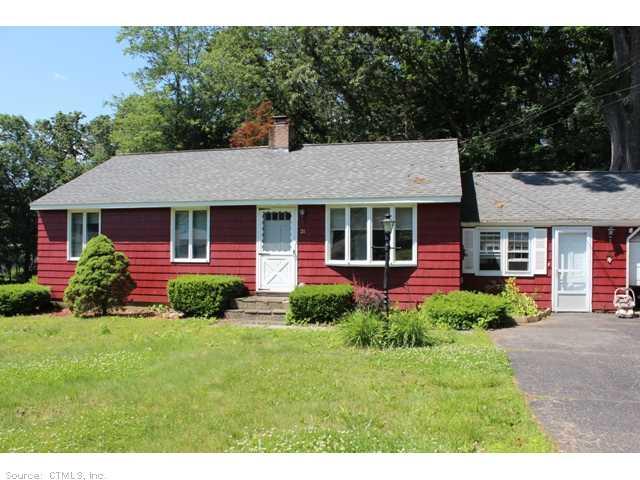 Rental Homes for Rent, ListingId:29434648, location: 21 KNOLLWOOD RD Farmington 06032