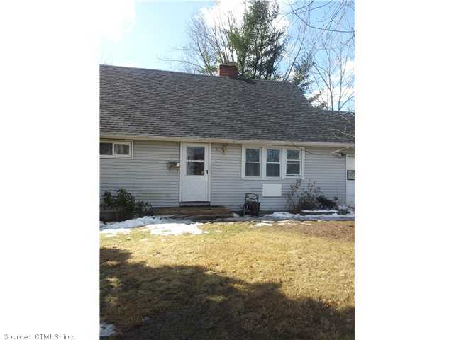 Rental Homes for Rent, ListingId:29158884, location: 3 FOWLER DR W Hartford 06110