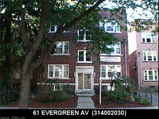 Rental Homes for Rent, ListingId:29177878, location: 61 EVERGREEN AVE Hartford 06105