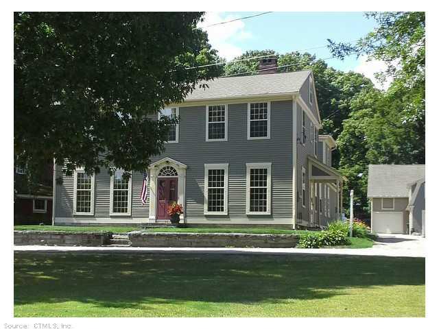 Real Estate for Sale, ListingId: 29250959, Windham,CT06280