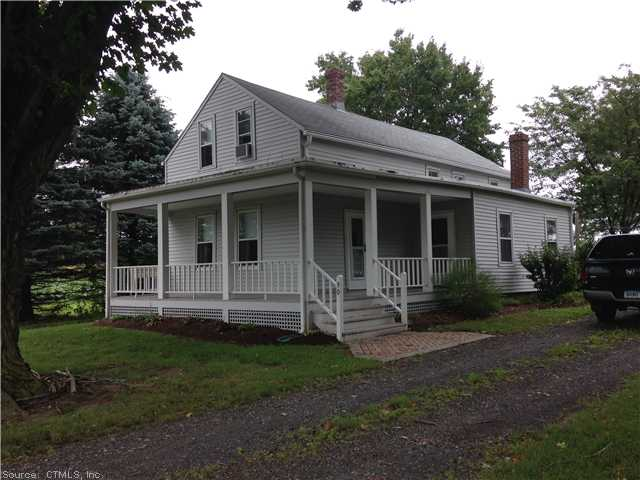 Rental Homes for Rent, ListingId:29363887, location: 90 TAINTOR ST Suffield 06078