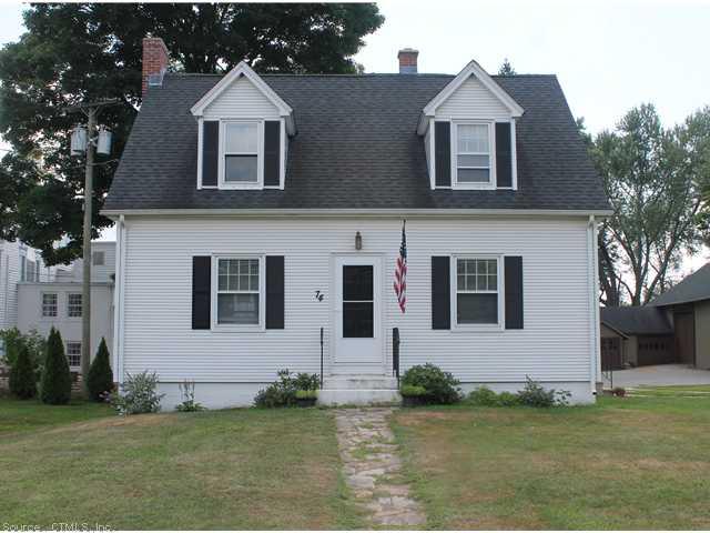 Rental Homes for Rent, ListingId:29386910, location: 74 MAIN ST Ellington 06029