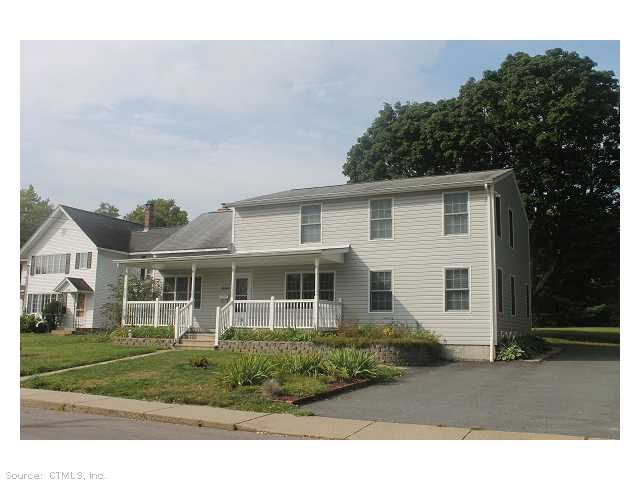 Rental Homes for Rent, ListingId:29462040, location: 380 ASH ST Willimantic 06226