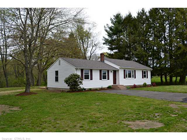 Rental Homes for Rent, ListingId:29483013, location: 41 MUDDY BROOK RD Ellington 06029