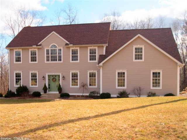 Rental Homes for Rent, ListingId:29496298, location: 31 NEFF HILL RD Tolland 06084