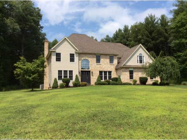 Real Estate for Sale, ListingId: 29547559, Stafford, CT  06075