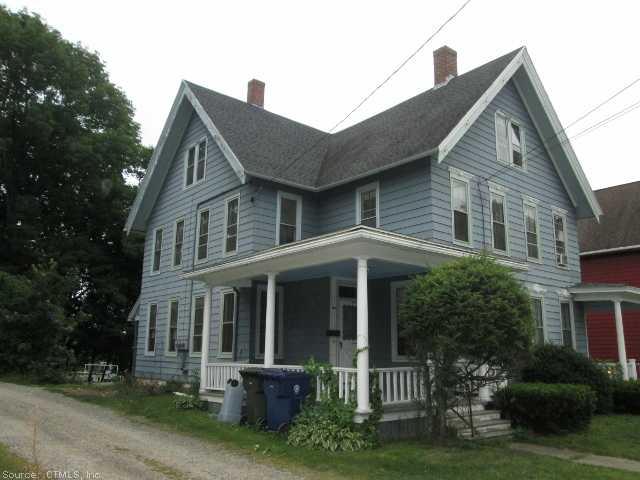 Rental Homes for Rent, ListingId:29609898, location: 263 JACKSON ST Willimantic 06226