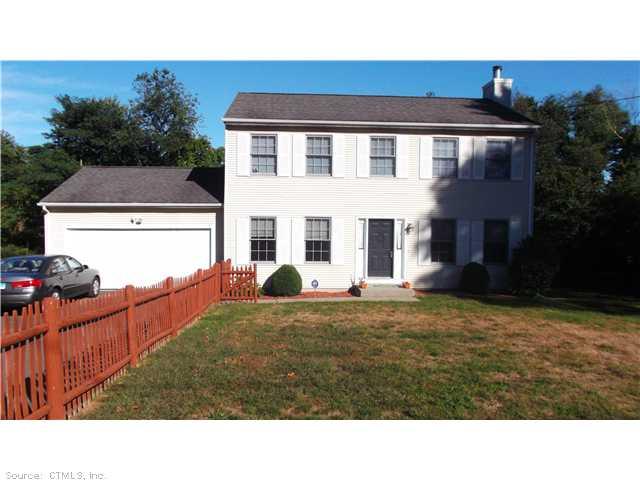 Real Estate for Sale, ListingId: 29701413, Ellington,CT06029