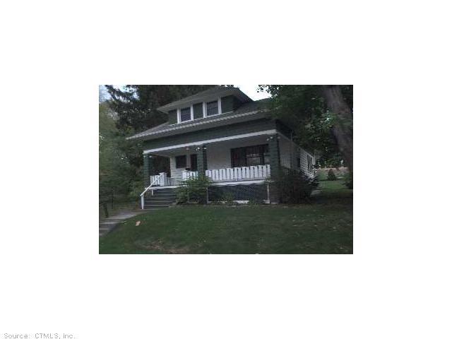 Rental Homes for Rent, ListingId:29725910, location: 50 NOTTINGHAM TER Waterbury 06704