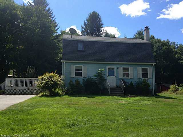 Rental Homes for Rent, ListingId:29771856, location: 1061 FLANDERS RD Coventry 06238