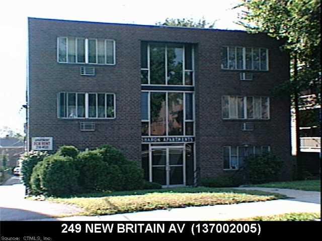 Rental Homes for Rent, ListingId:29772108, location: 249 NEW BRITAIN AVE Hartford 06106
