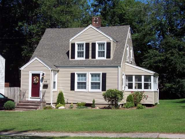 Rental Homes for Rent, ListingId:29818151, location: 45 DIX RD Wethersfield 06109