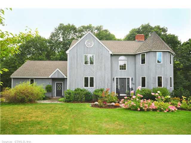 Real Estate for Sale, ListingId: 29865803, Bolton,CT06043