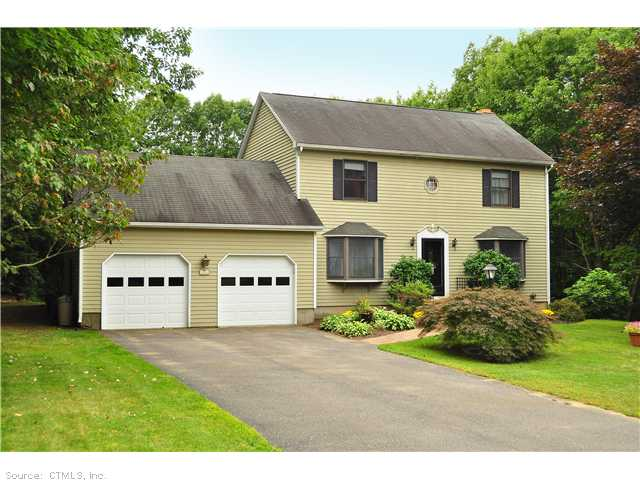 Real Estate for Sale, ListingId: 29870301, Stafford,CT06075