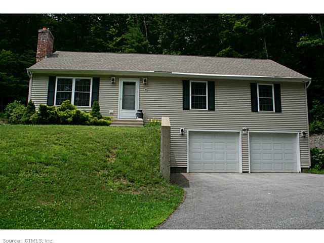 Real Estate for Sale, ListingId: 29907296, Willington, CT  06279