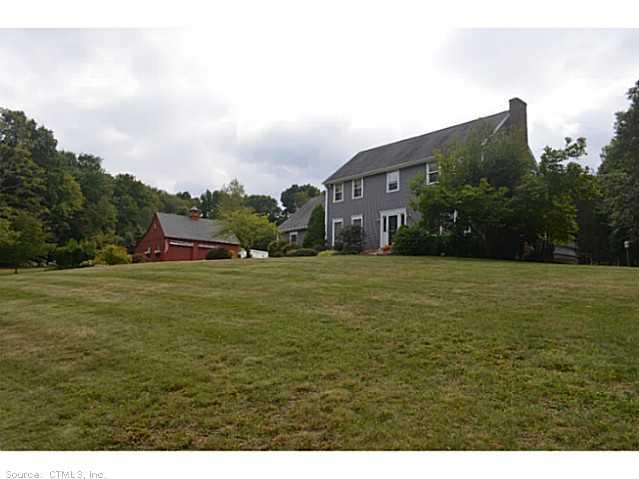 Real Estate for Sale, ListingId: 29984057, Hebron,CT06248