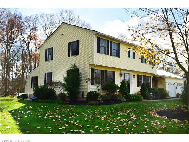 Real Estate for Sale, ListingId: 30029853, Bolton,CT06043