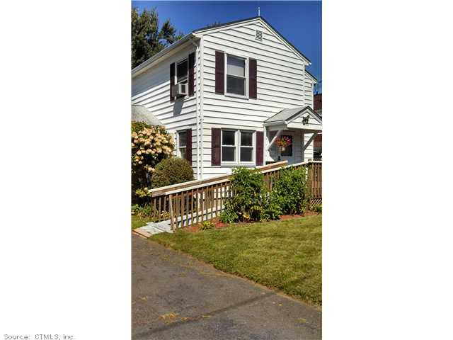 Rental Homes for Rent, ListingId:30107827, location: 172 NOTT ST Wethersfield 06109