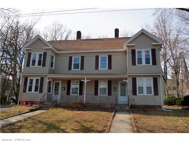 Rental Homes for Rent, ListingId:30117829, location: 70 LINDEN STREET Manchester 06040