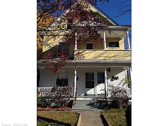 Rental Homes for Rent, ListingId:30117863, location: 76 Hazel St Hartford 06106